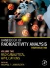 Image for Handbook of radioactivity analysisVolume 2,: Radioanalytical applications