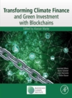Image for Transforming climate finance and green investment with blockchains