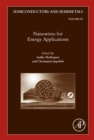 Image for Nanowires for energy applications : volume 98