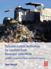 Image for Pollution control technology for leachate from municipal solid waste