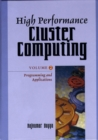 Image for High performance cluster computingVol. 2: The programming and application issues