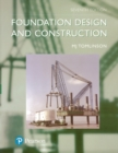 Image for Foundation design and construction