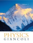 Image for Physics  : principles with applicationsVol. 2 : v. 2 : Chapters 16-33
