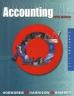 Image for Accounting 5/E, Chapters 1-13 and Target Annual Report