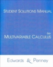 Image for Student Solutions Manual for Multivariable Calculus