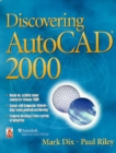 Image for Discovering AutoCAD(R) 2000