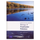 Image for Biology of freshwater pollution