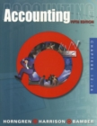 Image for Accounting : Chapters 12-26