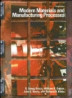 Image for Modern materials and manufacturing processes