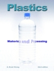 Image for Plastics  : materials and processing