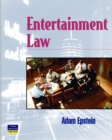 Image for Entertainment law