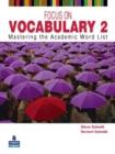 Image for Focus on vocabulary: Level 2, Upper intermediate - advanced level
