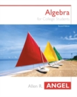 Image for Algebra for College Students
