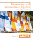 Image for Elementary and intermediate algebra for college students
