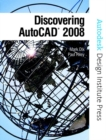 Image for Discovering AutoCAD 2008
