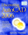 Image for Discovering AutoCAD 2006