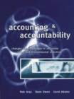 Image for Accounting Accountability