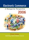 Image for Electronic commerce 2006  : a managerial perspective