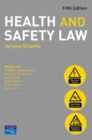 Image for Health and safety law
