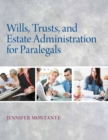 Image for Wills, trusts, and estate administration for paralegals