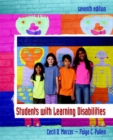 Image for Teaching students with learning disabilities