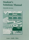 Image for Student's solutions manual for Basic mathematics
