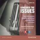 Image for Consider the Issues Audio CD