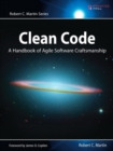 Image for Clean code  : a handbook of agile software craftsmanship