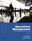Image for Operations management  : processes and supply chains