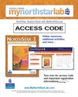 Image for MyNorthStarLab, NorthStar Listening and Speaking 1 (Student Access Code only)