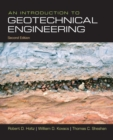 Image for An Introduction to Geotechnical Engineering : United States Edition