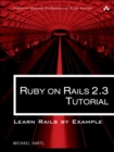 Image for Ruby on Rails 2.3 Tutorial: Learn Rails by Example