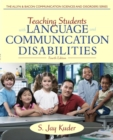 Image for Teaching students with language and communication disabilities