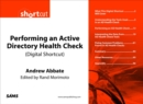 Image for Performing an Active Directory Health Check (Digital Short Cut)