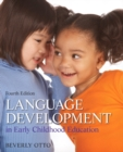 Image for Language Development in Early Childhood Education : United States Edition