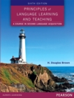 Image for Principles of language learning and teaching