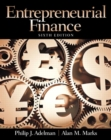 Image for Entrepreneurial finance