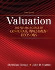 Image for Valuation  : the art and science of corporate investment decisions