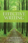 Image for Effective writing  : a handbook for accountants