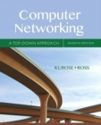 Image for Computer networking  : a top-down approach