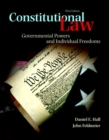 Image for Constitutional law  : governmental powers and individual freedoms