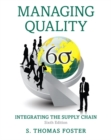 Image for Managing quality  : integrating the supply chain