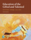 Image for Education of the Gifted and Talented