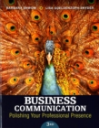 Image for Business communication  : polishing your professional presence