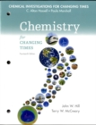 Image for Chemical investigations for Chemistry for changing times, fourteenth edition