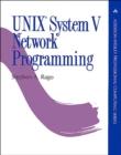 Image for UNIX System V network programming