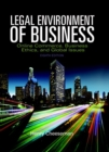 Image for Legal Environment of Business : Online Commerce, Ethics, and Global Issues