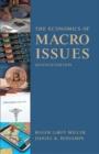 Image for Economics of Macro Issues