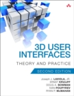 Image for 3D user interfaces  : theory and practice