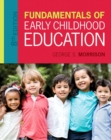 Image for Fundamentals of early childhood education